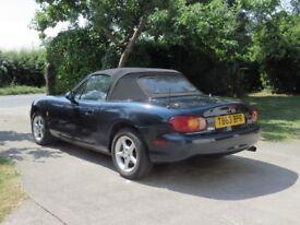 Mazda MX5 NB MK2 1999