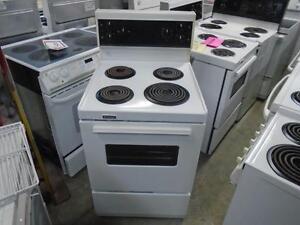"""CUISINIERE ELECTRIQUE WHITE-WESTINGHOUSE 24"""" ELECTRIC RANGE"""