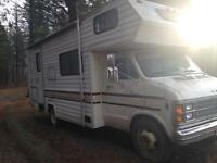 1995 dodge RV motorhome