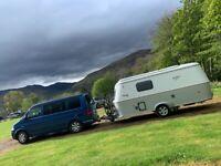 Eriba Troll 530 Touring Caravan 2013