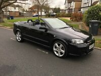 Vauxhall Astra 1.8 i 16v Exclusiv Convertible 2dr Petrol Manual ,LAST SERVICE DONE,