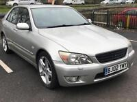 LEXUS IS200 2002 (02 REG)*£999*AUTOMATIC*LONG MOT*CHEAP CAR TO RUN*PX WELCOME*DELIVERY