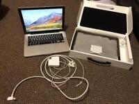 MacBook Pro mid 2012 , 2.5 GHz core i5 , 8 GB ram , 500GB hard drive