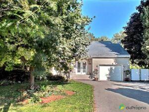 379 900$ - Maison 2 étages à vendre à St-François
