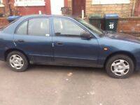 HYUNDAI ACCENT 1.3 AUTOMATIC AUTOMATIC £395