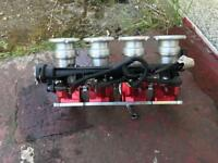 106 gti Saxo vts atpower throttle bodies emmerald ecu nd single plug loom