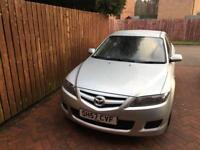 Mazda 6 2007, Petrol 2.0l Manual, Silver MOT till Aug 2018 TAX till 31 October.