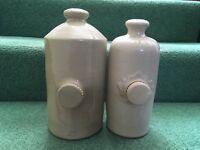 Old Piggy Water Bottles.
