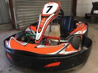 Go kart sodi racing Honda gx200 very expensive new in excellent condition absalute bargain cheap