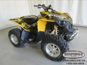 2011 Can-Am Renegade 800R -