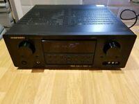 Marantz SR5600 AV receiver amplifier seven channel