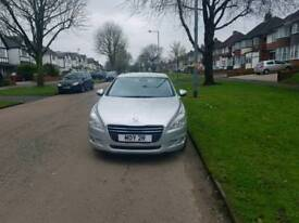 Peugeot 508 2.0 hdi Active 62 reg 18k miles only fsh