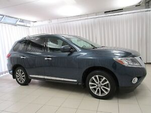2014 Nissan Pathfinder SL AWD LEather, Navigation, Tow Package,