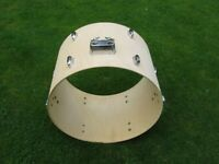 "22"" Bass Drum Shell"