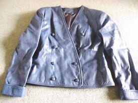 Ladies Leather suit/costume