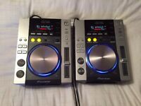 Pioneer CDJ 200 decks for sale