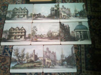 lady clare Placemats set of 8