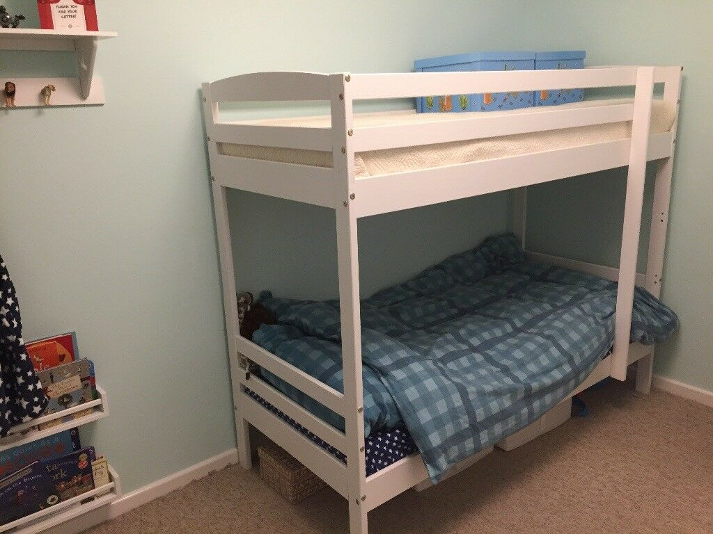 Josie Shorty Bunk Beds With Two Matresses In York North Yorkshire