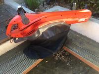 Flymo Turbo Garden Vac & Leaf Blower 2.2kW