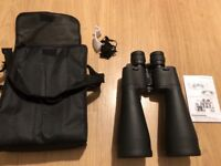 Binoculars with high specs
