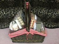 Amazing beauty hamper full of products x 20 items in a picnic hamper !