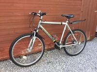 STEALTH X-FIRE ADULTS MOUNTAIN BIKE IN EXCELLENT CONDITION