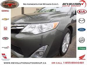 2012 Toyota Camry XLE LOADED