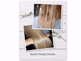 Brazilian Keratin Therapy