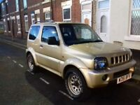 suzuki jimny auto . sale or swap