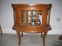 Display Cabinet - Drinks Cabinet