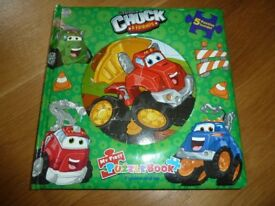 The Chuck and Friends jigsaw story book