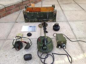 Army mine detector