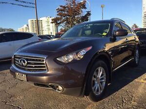 2013 Infiniti FX37 Premium, Rearview, BOSE, Heated/Cooled front