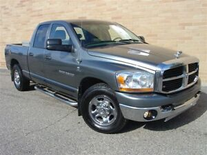 2006 Dodge Ram 2500 2WD. 5.9 L. Cummins Diesel! Loaded!