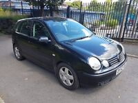 VW POLO TDI SPORT DR LADY OWNER FSH!!!!!