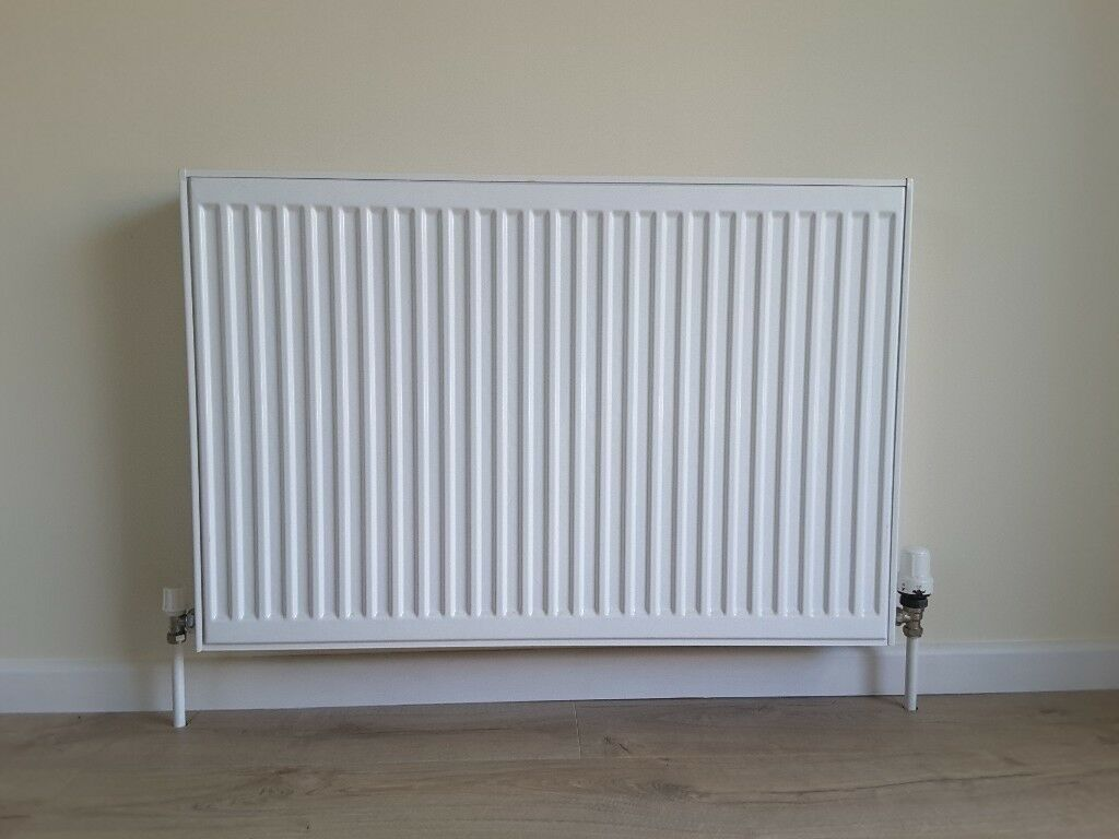 Radiator double 3ft. gas central heating as new   in Bognor Regis ...