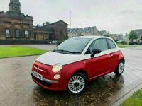 2012, Fiat 500 Pop, 72BHP, 46,900miles, 12 months MOT*, S/Hist x4*, 3 Door, Petrol, Manual