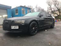 Audi A8 Limousine Tdi Quattro Automatic Full Years Mot No Advisorys Low Mileage Every Optional Extra