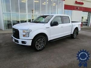 2016 Ford F-150 XLT Sport Supercrew 4X4 Short Box