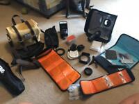 Nikon accessories speedlite flashgun softbox