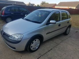 2001 Vauxhall Corsa 1.2 i 16v Comfort 5dr,Automatic,Full Service History, P/X WELCOME