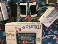 iPhone/tablet bundle