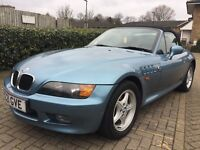 Bmw Z3 1.9 Convertible AUTOMATIC