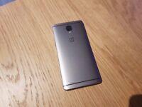 OnePlus 3T Smartphone - Gunmetal - 64GB - Unlocked
