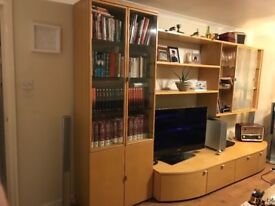 Tv unit in great condition purchased from Harrods