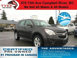 2013 Chevrolet Equinox LS AWD Bluetooth