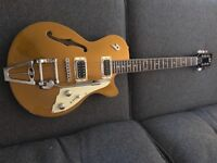 Duesenberg Starplayer TV Goldtop Electric Guitar