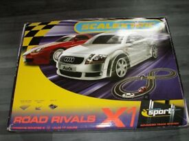 SCALEXTRIC SET X1 ROAD RIVALS