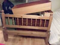 Double bed small 4ft