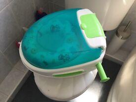 Summer infant step bye step potty